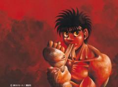 Fonds d'écran Manga ippo boxe