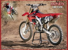 Fonds d'écran Motos CRF-250R