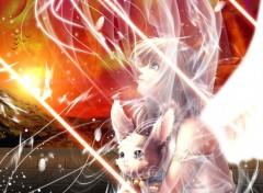 Fonds d'écran Manga The dream to brighten up.