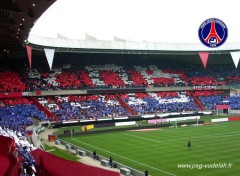 Wallpapers Sports - Leisures Tifo tribune Boulogne