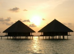 Fonds d'écran Voyages : Asie Maldives en mars 2004