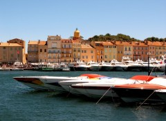 Wallpapers Constructions and architecture Saint tropez