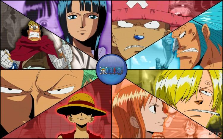 Fonds d'écran Manga One Piece Enies Lobby - Mugiwara