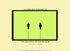 Wallpapers Humor Men & Women