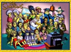 Wallpapers Cartoons the simpsons????