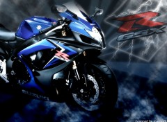 Wallpapers Motorbikes Suzuki GSX-R
