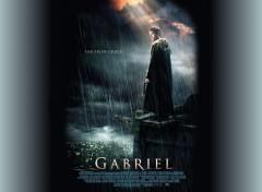 Wallpapers Movies L'archange Gabril revisité façon THE CROW