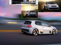 Wallpapers Cars golf 5