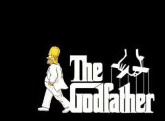 Fonds d'écran Dessins Animés Da new Godfather