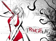 Wallpapers Manga tRAGEdy vol1