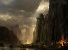 Fonds d'écran Art - Numérique Fantasy