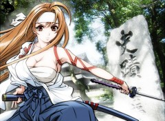 Wallpapers Manga tenjo tenge