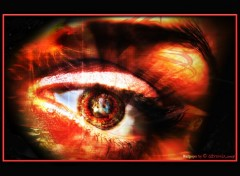 Wallpapers Digital Art Look To her eye