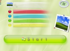 Fonds d'écran Informatique WinGeek Desktop