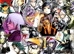 Fonds d'écran Manga dgray