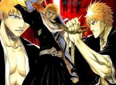 Fonds d'écran Manga kurosaki