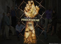 Wallpapers TV Soaps Prison Break 3 / Escape de la carcel