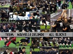 Fonds d'écran Sports - Loisirs All Blacks