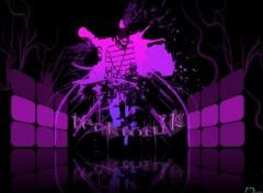 Wallpapers Music pink tecktonik