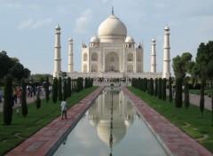 Fonds d'écran Voyages : Asie Taj Mahal