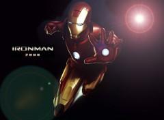 Wallpapers Movies Iroman... IL arrive en 2008 !!!