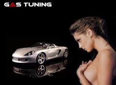 Wallpapers Erotic Art Pin-Up Cars 2