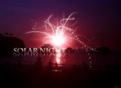 Wallpapers Digital Art Solar night