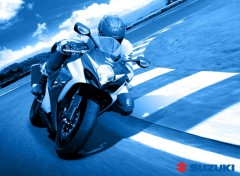 Wallpapers Motorbikes suzuki 2007
