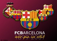 Wallpapers Sports - Leisures BARCELONA_WALL