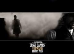 Fonds d'écran Cinéma L'assassinat de Jesse James par le lâche Robert Ford