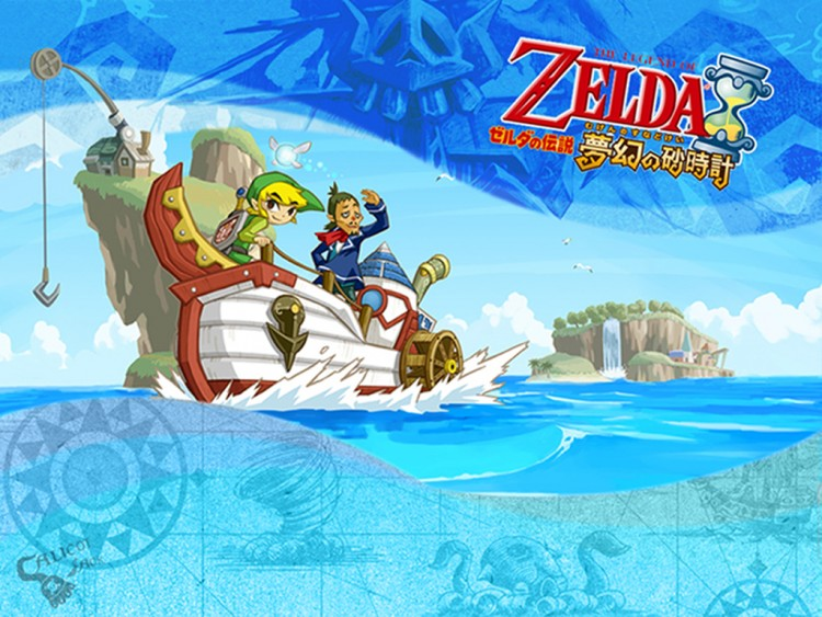 Wallpapers Video Games Zelda Zelda phantom hourglass