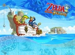 Wallpapers Video Games Zelda phantom hourglass