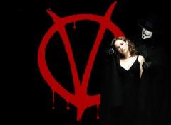 Fonds d'écran Cinéma V pour vendetta