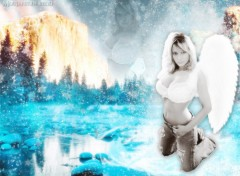 Wallpapers Fantasy and Science Fiction cold angel