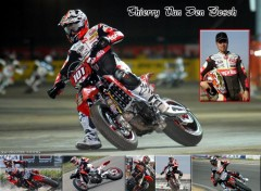 Wallpapers Motorbikes Thierry Van Den Bosch