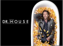 Fonds d'écran Séries TV Dr House