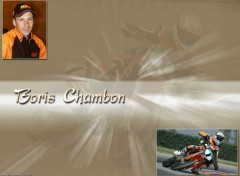 Fonds d'écran Motos Boris Chambon