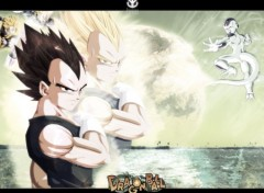 Wallpapers Manga Vegeta prince saiyen