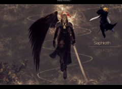 Wallpapers Video Games Sephiroth
