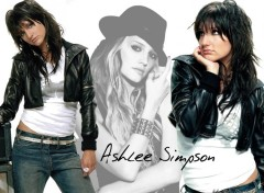Wallpapers Celebrities Women Ashlee Simpson