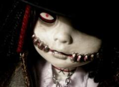 Fonds d'écran Objets Living Dead Dolls-Misery