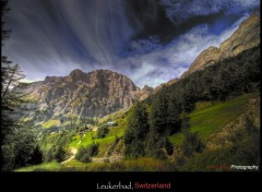 Wallpapers Trips : Europ Leukerbad