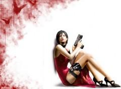 Wallpapers Video Games Ada Wong