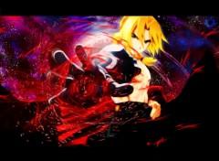 Fonds d'écran Manga The end...