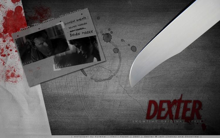 Fonds d'écran Séries TV Dexter Dexter