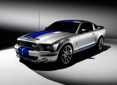 Fonds d'écran Voitures Ford mustang shelby