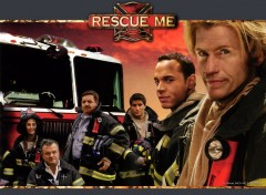 Fonds d'écran Séries TV Rescue Me please