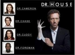 Fonds d'écran Séries TV House team