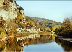 Fonds d'écran Voyages : Europe La Roque-Gageac
