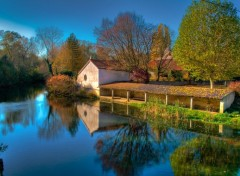 Wallpapers Constructions and architecture lavoir de thiaucourt